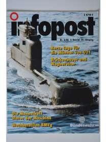 Infopost - Nr. 2 - 1996 - Bundeswehr