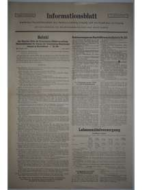 Informationsblatt - Leipzig - Nr. 49 - 11. November 1945