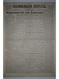 Hamburger Zeitung - Ausgabe A - Nr. 26 - 31. Januar 1945