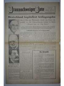 Braunschweiger Bote - Nr. 2 - 11. Mai 1945