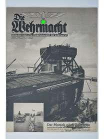 Die Wehrmacht - Nr. 6 - 12. März 1941