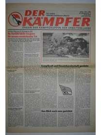 Der Kämpfer - Organ der Kampfgruppen der Arbeiterklasse - Nr. 3 - März 1986