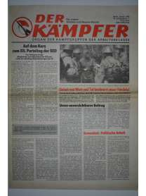 Der Kämpfer - Organ der Kampfgruppen der Arbeiterklasse - Nr. 1 - Januar 1989