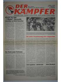 Der Kämpfer - Organ der Kampfgruppen der Arbeiterklasse - Nr. 7 - Juli 1984