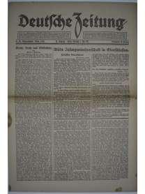 Deutsche Zeitung - Nr. 204 - 4. Mai 1921