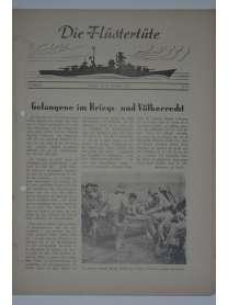 """Die Flüstertüte - Nr. 14 - 20. Dezember 1942 - Bordzeitung Kreuzer """"Admiral Hipper"""""""