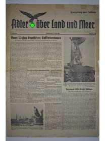 Adler über Land und Meer - Frontzeitung einer Luftflotte - Nr. 273 - 31. Juli 1941