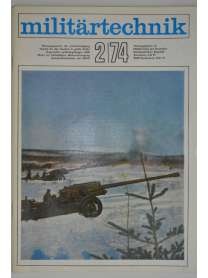 Militärtechnik - Nr. 2 - 1974