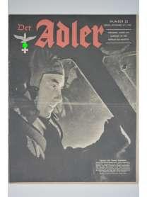 Der Adler - Nr. 23 - November 1943 - englische Ausgabe