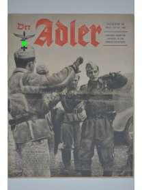 Der Adler - Nr. 14 - Juli 1942 - englische Ausgabe