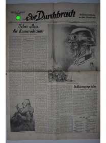Der Durchbruch - Soldatenzeitung an der Westfront - Nr. 44 - 14. September 1940