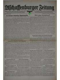 Aschaffenburger Zeitung - Nr. 45 - 22. Februar 1945