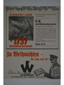 Werbung - Verlag die Wehrmacht - 1937