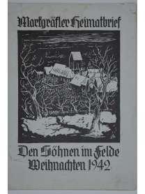 Markgräfler Heimatbrief - Weihnacht 1942