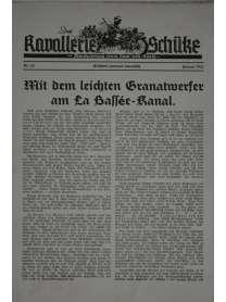 Der Kavallerie-Schütze - Nr. 23 - Januar 1941