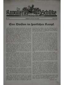Der Kavallerie-Schütze - Nr. 30 - Mai 1941