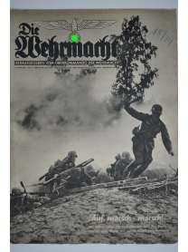 Die Wehrmacht - Nr. 18 - August 1939