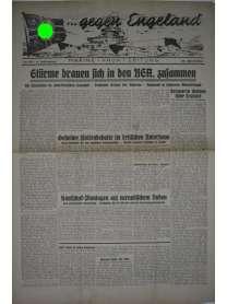 ... gegen Engeland - Marine-Frontzeitung - Nr. 92 - 23. April 1942
