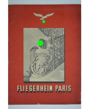 Fliegerheim Paris 1940-21