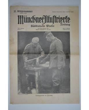 Münchner Illustrierte Zeitung Nr. 1 Januar 1915-20