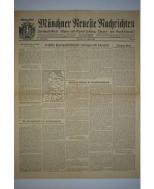 Münchner Neueste Nachrichten Nr. 88 13. April 1945-20