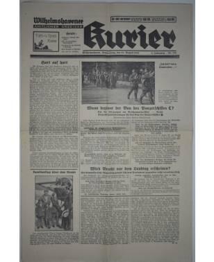 Wilhelmshavener Kurier Nr. 199 25. August 1932-20