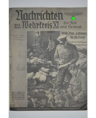 Nachrichten aus dem Wehrkreis XI für Feld und Heimat Januar 1942-20