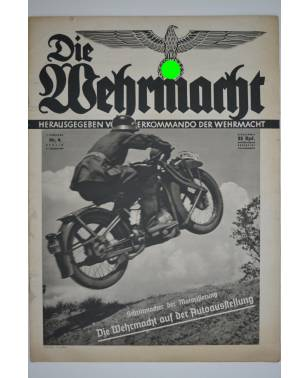 1933 1945 zeitungen zeitschriften hefte heer wehrmacht online kaufen. Black Bedroom Furniture Sets. Home Design Ideas