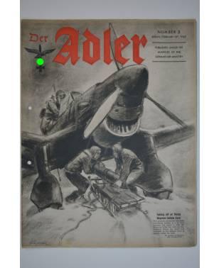 Der Adler Nr. 3 Februar 1942 englische Ausgabe-20