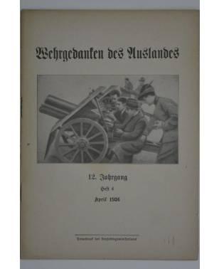 Wehrgedanken des Auslands Heft 4 April 1936-20