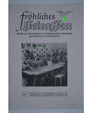 Fröhliches Schaffen Heft 1 Luftgaukommando I Wehrbetreuung-20