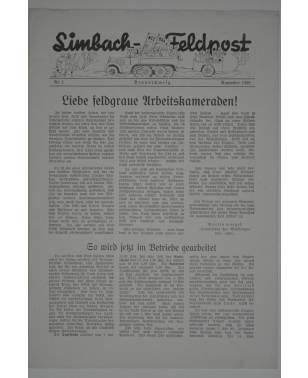 Limbach-Feldpost Folge 8 Mai 1941-20
