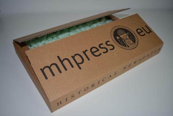 Umweltfreundlicher Versand bei MHPress
