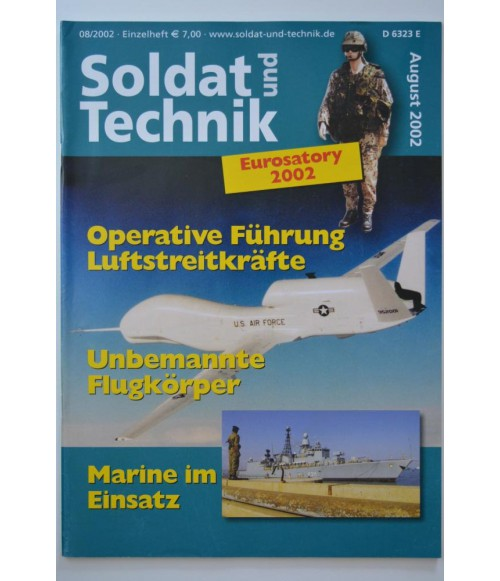 Soldat und Technik Nr. 08 August 2002-31