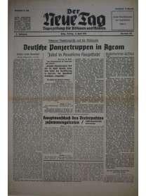 Der Neue Tag - Tageszeitung für Böhmen und Mähren - Nr. 101 - 11. April 1941
