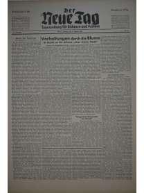 Der Neue Tag - Tageszeitung für Böhmen und Mähren - Nr. 4 - 4. Januar 1943