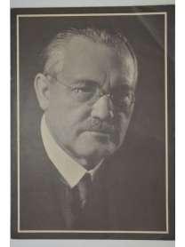 Werkzeitschrift - I.G. Farbenindustrie - Sonderheft - Carl Bosch - 1940