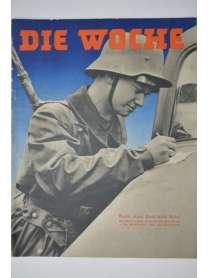 Die Woche - Heft 22 - 29. Mai 1940