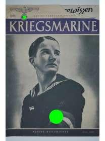 Die Kriegsmarine - Heft 3 - Februar 1944 - Ausgabe S
