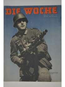 Die Woche - Heft 12 - 19. März 1941