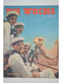 Die Woche - Heft 49 - 3. Dezember 1941