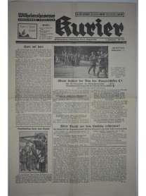 Wilhelmshavener Kurier - Nr. 199 - 25. August 1932