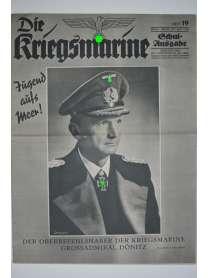 Die Kriegsmarine - Heft 19 - Oktober 1943 - Schul-Ausgabe