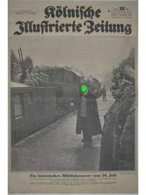 Kölnische Illustrierte Zeitung - Nr. 31 - 3. August 1944