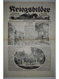 Kriegsbilder - Nr. 43 - 21. Oktober 1916 - Deutsche Tageszeitung