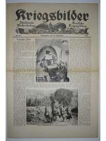 Kriegsbilder - Nr. 47 - 18. November 1916 - Deutsche Tageszeitung