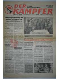 Der Kämpfer - Organ der Kampfgruppen der Arbeiterklasse - Nr. 8 - August 1988