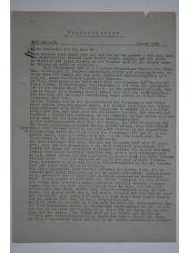Feldpostbrief - Bann Halle/36 - Ostern 1944