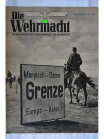 Die Wehrmacht - Nr. 18 - 26. August 1942