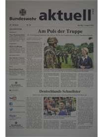 Bundeswehr aktuell - Nr. 30 - 4. August 2014